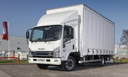 Isuzu Curtainsider