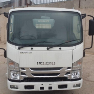 Isuzu Grafter Green
