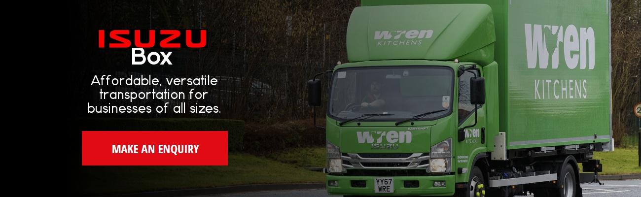 Isuzu Box Trucks