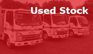 Isuzu Used Stock